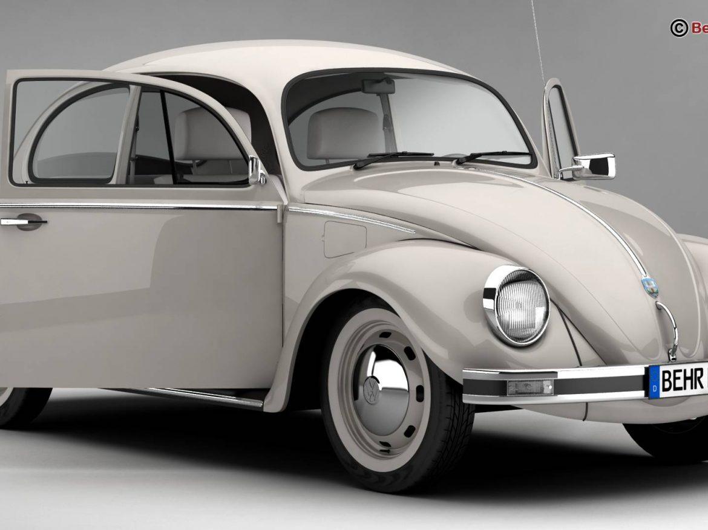 Volkswagen Beetle 2003 Ultima Edicion ( 140.76KB jpg by Behr_Bros. )