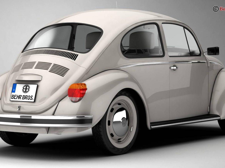 Volkswagen Beetle 2003 Ultima Edicion ( 142.08KB jpg by Behr_Bros. )