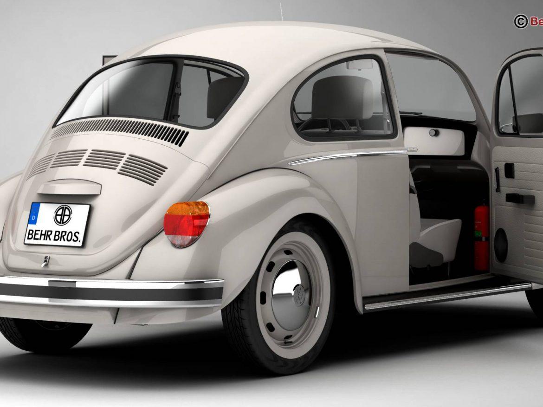 Volkswagen Beetle 2003 Ultima Edicion ( 148.38KB jpg by Behr_Bros. )