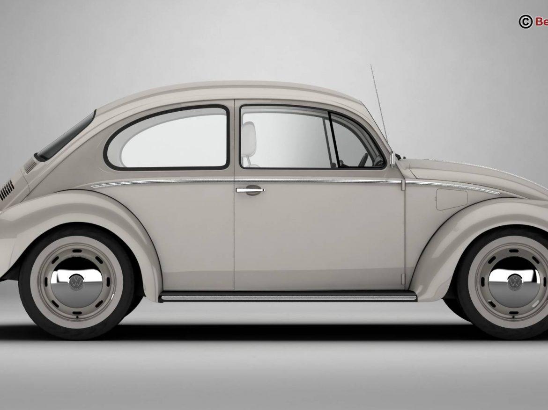Volkswagen Beetle 2003 Ultima Edicion ( 117.17KB jpg by Behr_Bros. )