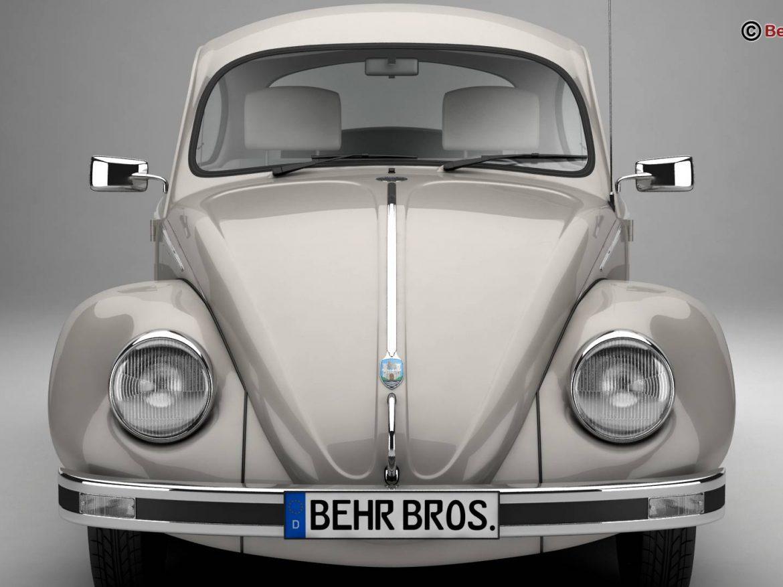 Volkswagen Beetle 2003 Ultima Edicion ( 123.9KB jpg by Behr_Bros. )