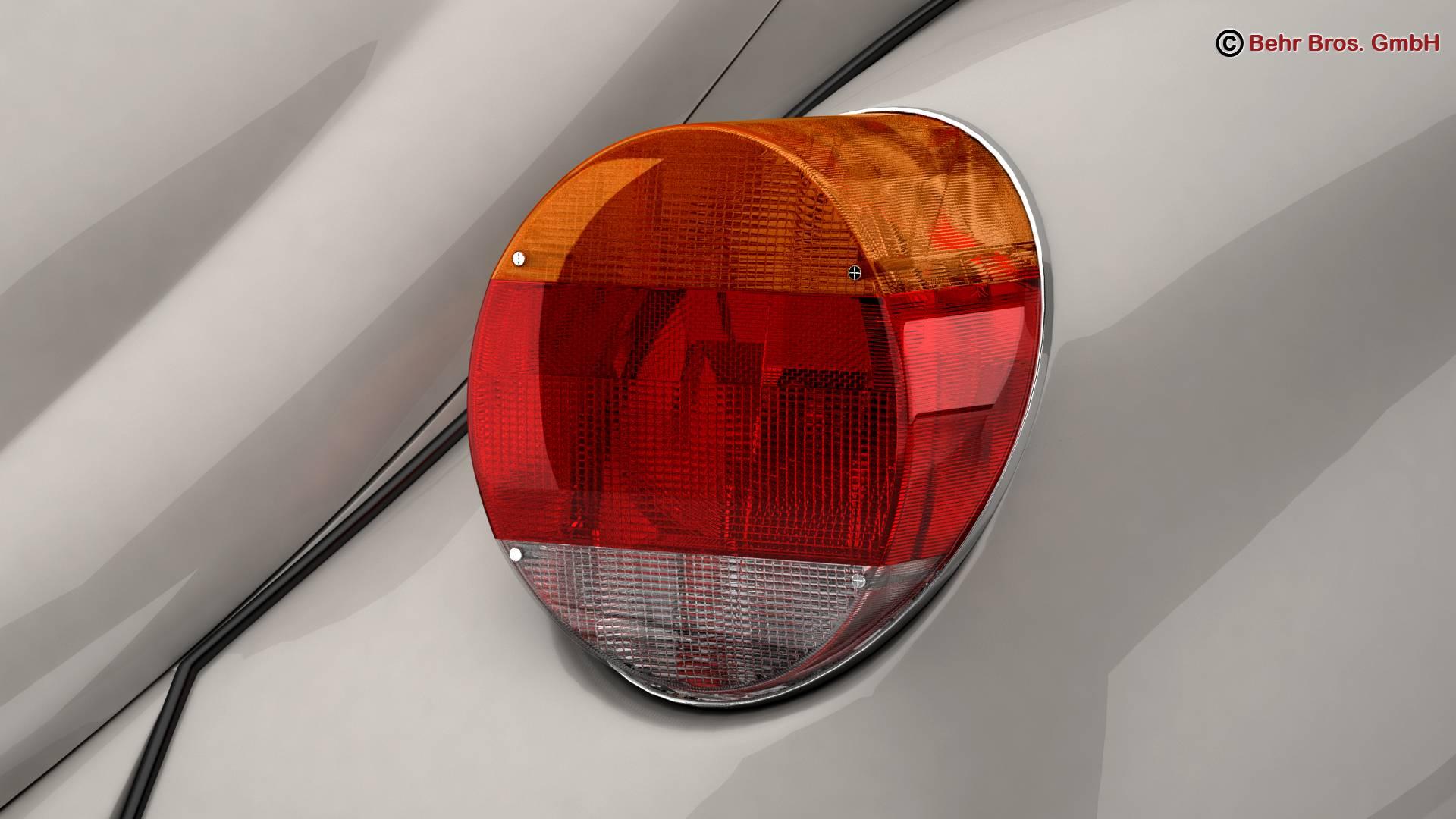 volkswagen beetle 2003 ultima edicion 3d model 3ds max fbx c4d lwo ma mb obj 220887