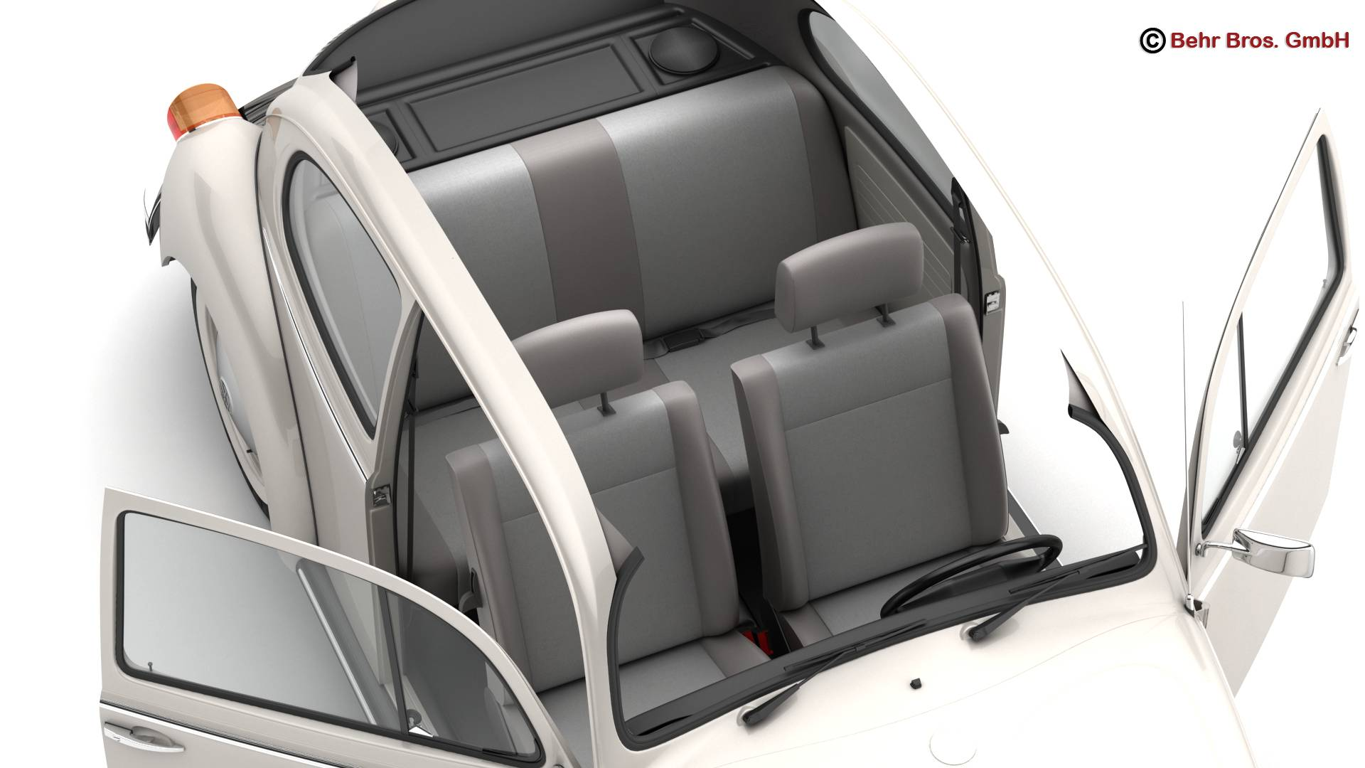 volkswagen beetle 2003 ultima edicion 3d model 3ds max fbx c4d lwo ma mb obj 220888
