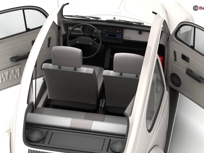 Volkswagen Beetle 2003 Ultima Edicion ( 154.32KB jpg by Behr_Bros. )