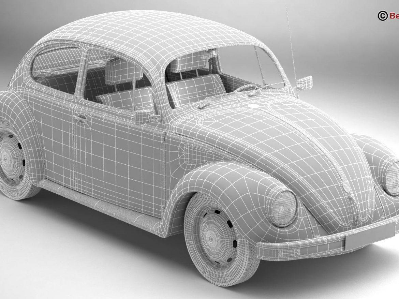 Volkswagen Beetle 2003 Ultima Edicion ( 230.79KB jpg by Behr_Bros. )