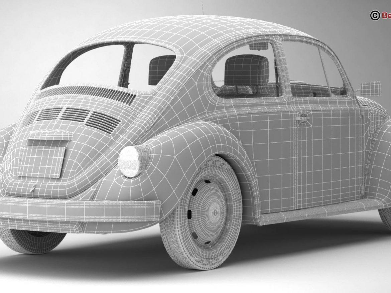 Volkswagen Beetle 2003 Ultima Edicion ( 235.22KB jpg by Behr_Bros. )