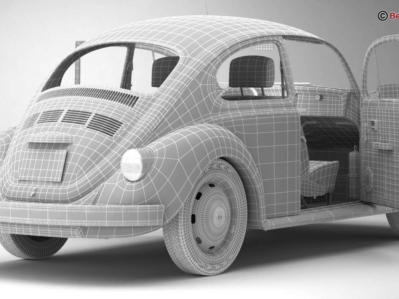 Volkswagen Beetle 2003 Ultima Edicion ( 243.56KB jpg by Behr_Bros. )