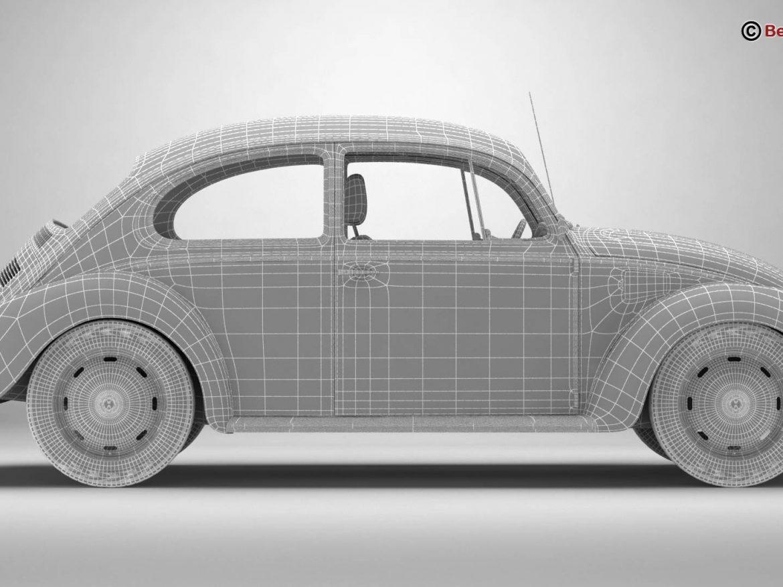 Volkswagen Beetle 2003 Ultima Edicion ( 181.29KB jpg by Behr_Bros. )