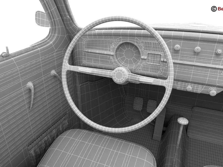 Volkswagen Beetle 2003 Ultima Edicion ( 274.75KB jpg by Behr_Bros. )