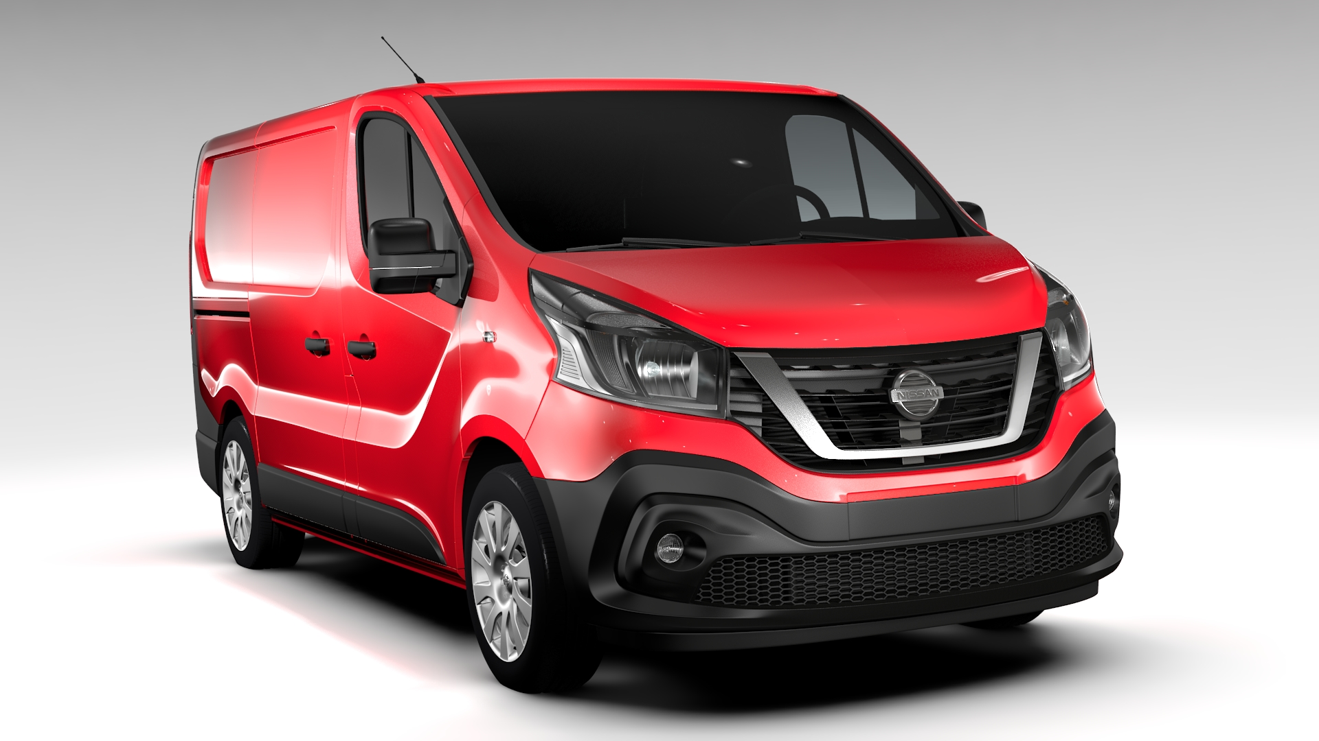 nissan nv300 van 2016 3d model 3ds max fbx c4d le do thoil le hrc xsi obj 220955