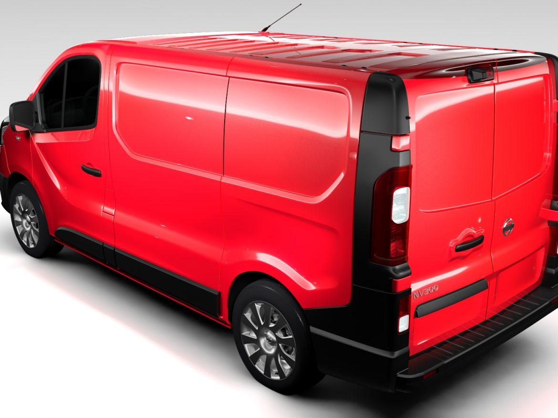 Nissan NV300 Van 2016 ( 694.2KB jpg by CREATOR_3D )