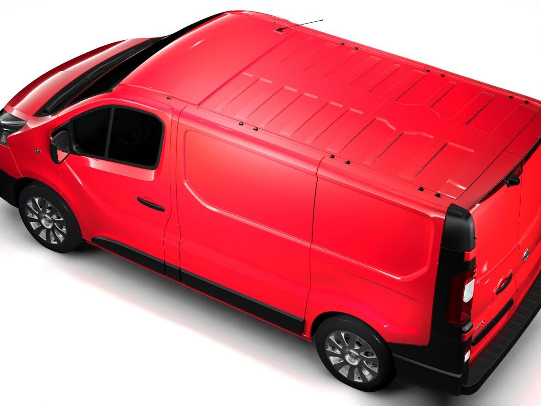 Nissan NV300 Van 2016 ( 687.44KB jpg by CREATOR_3D )