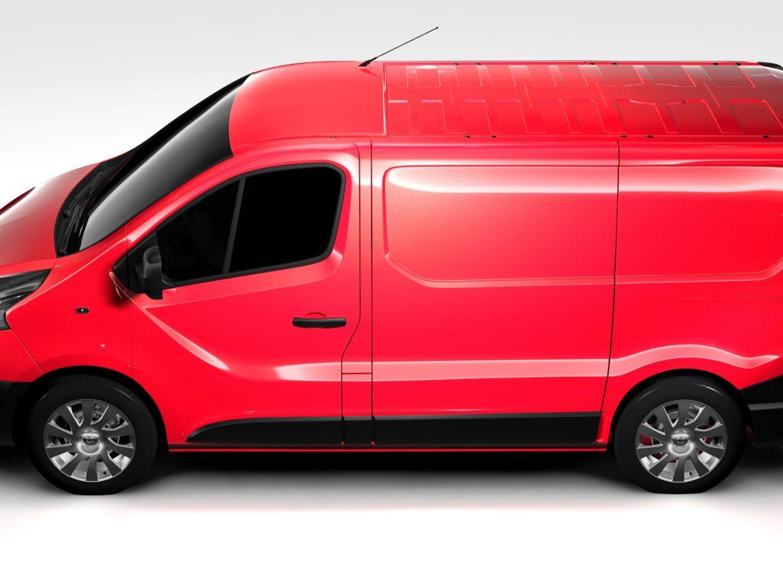 Nissan NV300 Van 2016 ( 649.39KB jpg by CREATOR_3D )