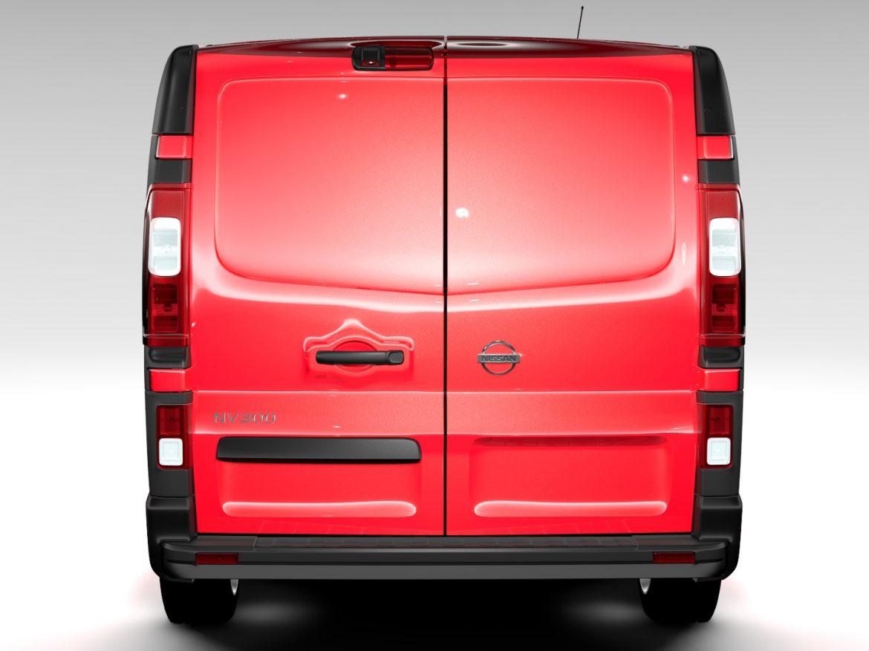 Nissan NV300 Van 2016 ( 595.62KB jpg by CREATOR_3D )