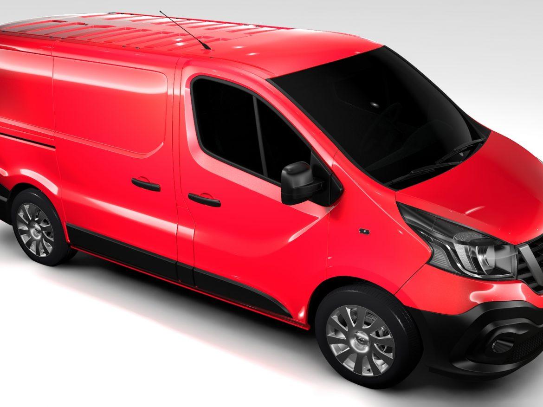 Nissan NV300 Van 2016 ( 689.99KB jpg by CREATOR_3D )