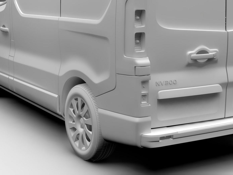Nissan NV300 Van 2016 ( 416.07KB jpg by CREATOR_3D )