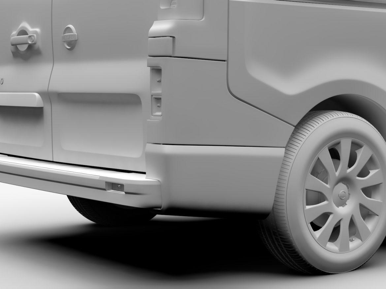 Nissan NV300 Van 2016 ( 394.41KB jpg by CREATOR_3D )