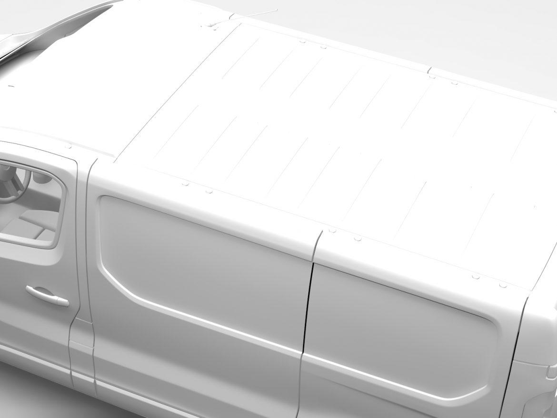 Nissan NV300 Van 2016 ( 355.22KB jpg by CREATOR_3D )