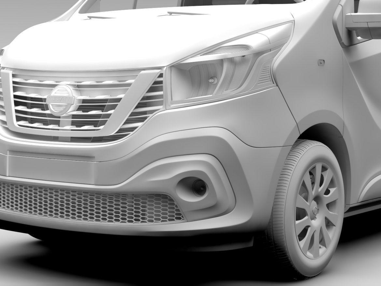 Nissan NV300 Van 2016 ( 571.35KB jpg by CREATOR_3D )