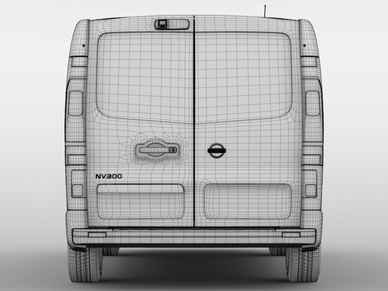 Nissan NV300 Van 2016 ( 489.65KB jpg by CREATOR_3D )