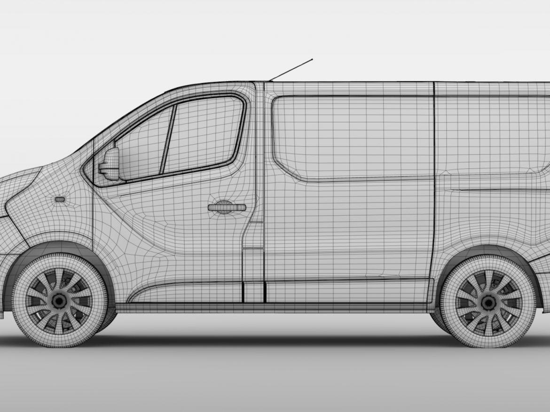 Nissan NV300 Van 2016 ( 669.82KB jpg by CREATOR_3D )