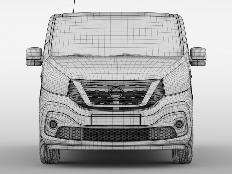 Nissan NV300 Van 2016 ( 621.27KB jpg by CREATOR_3D )