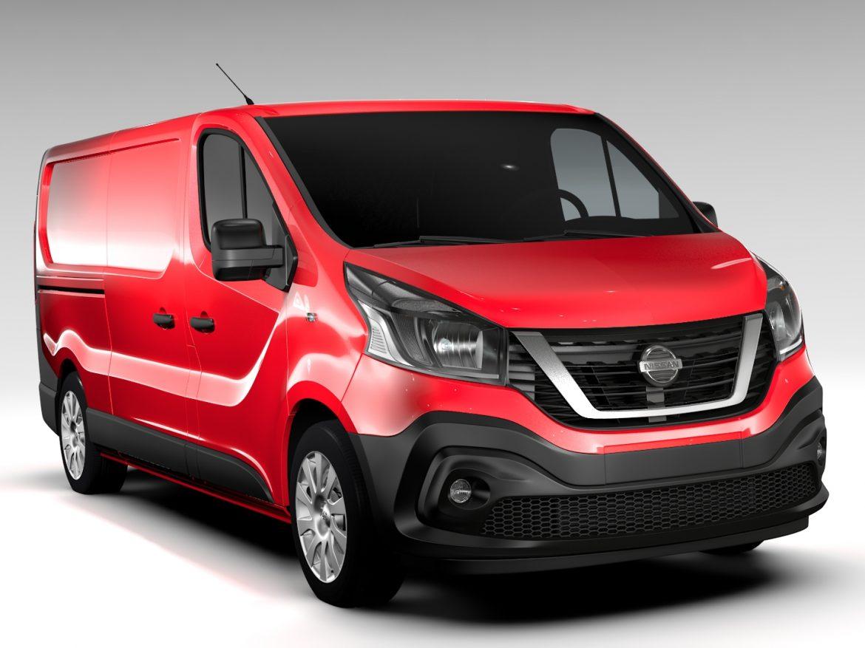 Nissan NV300 Van L2H1 2016 ( 607.98KB jpg by CREATOR_3D )