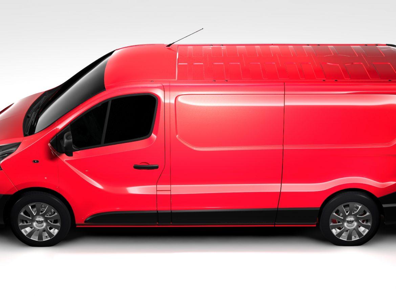 Nissan NV300 Van L2H1 2016 ( 614.12KB jpg by CREATOR_3D )