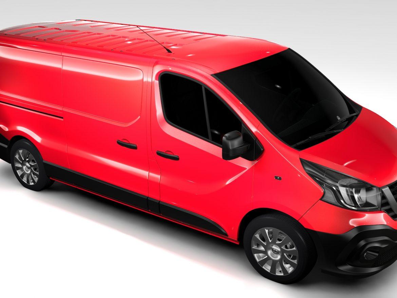 Nissan NV300 Van L2H1 2016 ( 657.15KB jpg by CREATOR_3D )