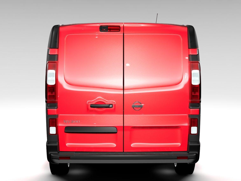 Nissan NV300 Van L2H1 2016 ( 546.21KB jpg by CREATOR_3D )