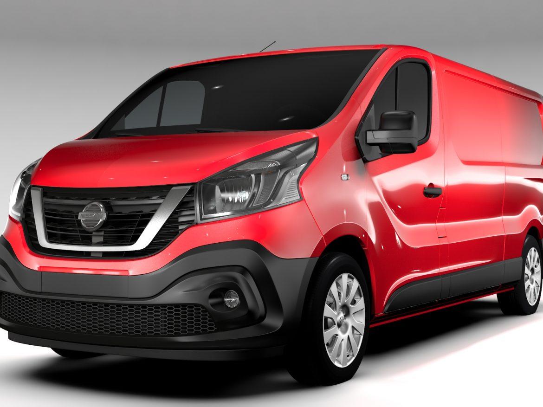 Nissan NV300 Van L2H1 2016 ( 668.52KB jpg by CREATOR_3D )