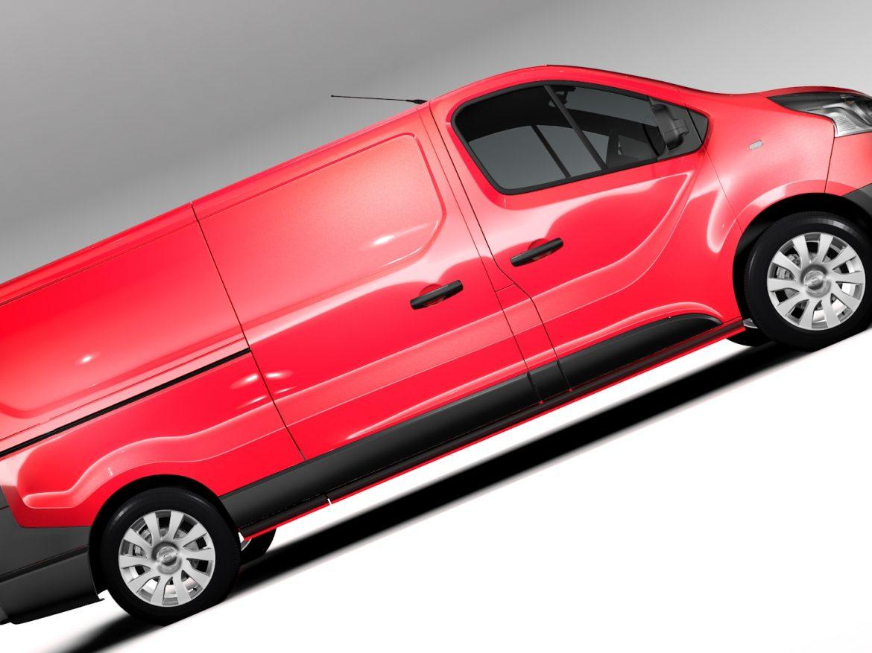 Nissan NV300 Van L2H1 2016 ( 692.75KB jpg by CREATOR_3D )