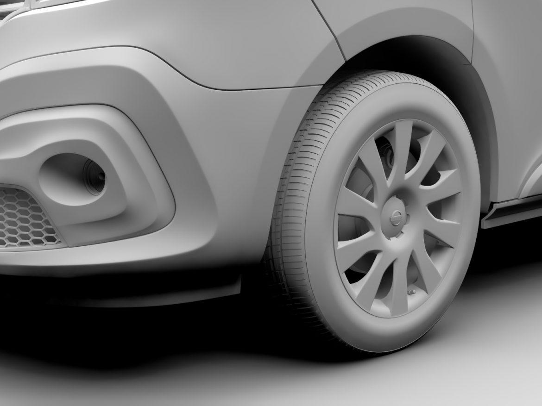 Nissan NV300 Van L2H1 2016 ( 454.53KB jpg by CREATOR_3D )