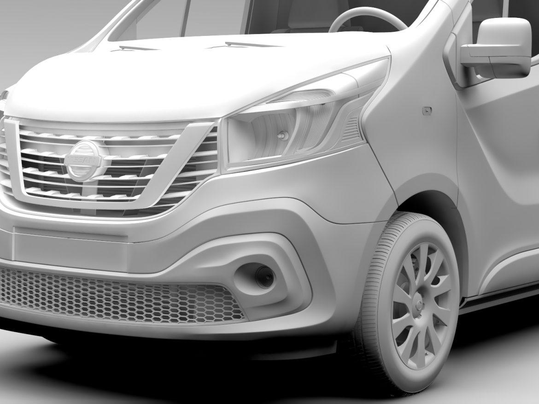 Nissan NV300 Van L2H1 2016 ( 561.65KB jpg by CREATOR_3D )