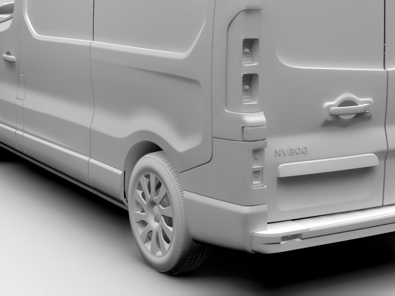 Nissan NV300 Van L2H1 2016 ( 406.66KB jpg by CREATOR_3D )