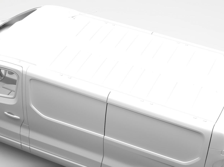 Nissan NV300 Van L2H1 2016 ( 335.76KB jpg by CREATOR_3D )