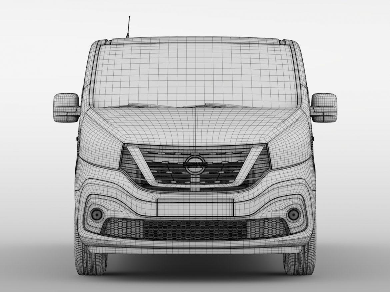 Nissan NV300 Van L2H1 2016 ( 566.25KB jpg by CREATOR_3D )