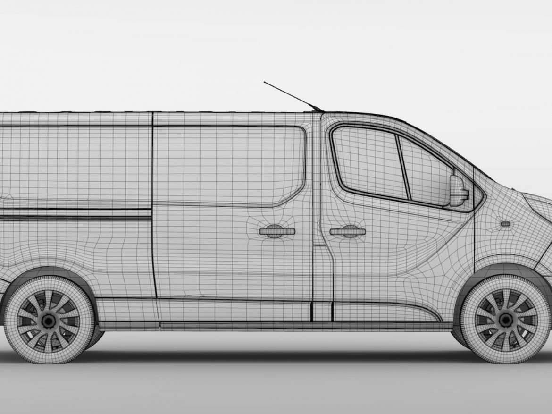 Nissan NV300 Van L2H1 2016 ( 647.64KB jpg by CREATOR_3D )