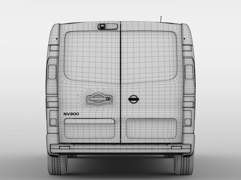 Nissan NV300 Van L2H1 2016 ( 450.33KB jpg by CREATOR_3D )
