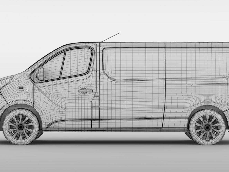 Nissan NV300 Van L2H1 2016 ( 628.46KB jpg by CREATOR_3D )