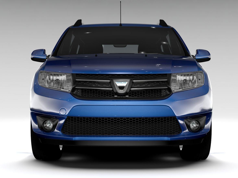 Dacia Logan MCV 2016 ( 581.43KB jpg by CREATOR_3D )