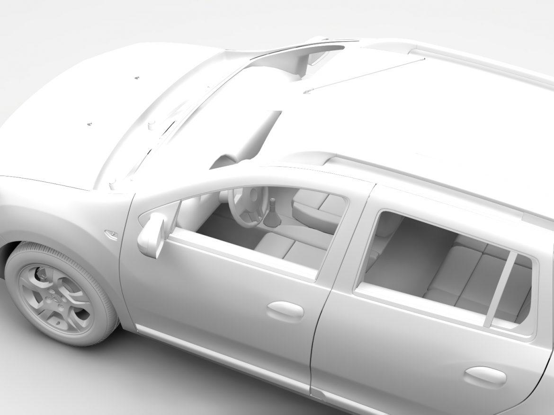 Dacia Logan MCV 2016 ( 362.91KB jpg by CREATOR_3D )