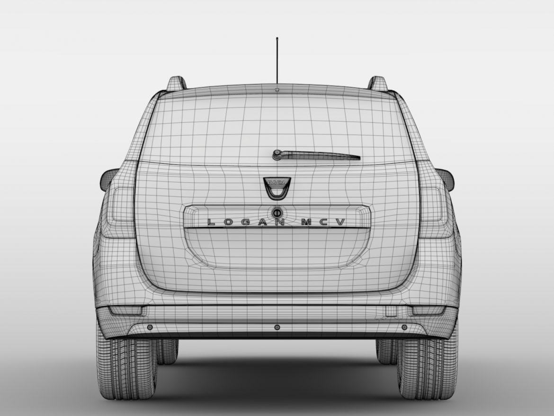 Dacia Logan MCV 2016 ( 430.75KB jpg by CREATOR_3D )