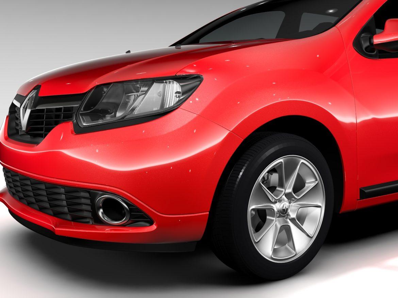 Renault Logan MCV Taxi 2016 ( 755.45KB jpg by CREATOR_3D )