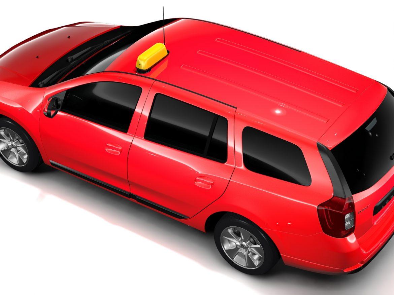 Renault Logan MCV Taxi 2016 ( 685.41KB jpg by CREATOR_3D )