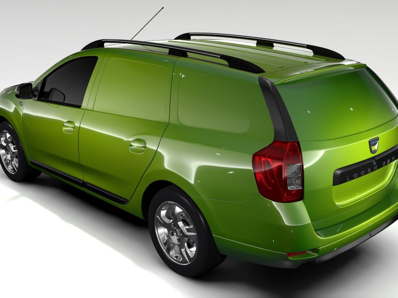 Dacia Logan VAN 2016 ( 648.24KB jpg by CREATOR_3D )
