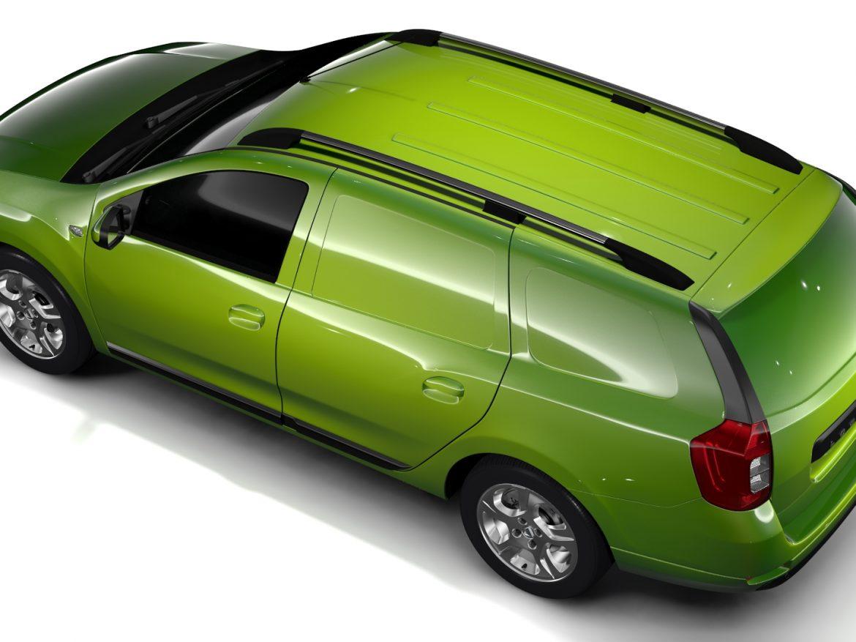 Dacia Logan VAN 2016 ( 686.29KB jpg by CREATOR_3D )