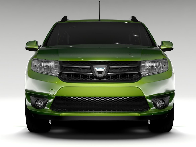 Dacia Logan VAN 2016 ( 550.17KB jpg by CREATOR_3D )