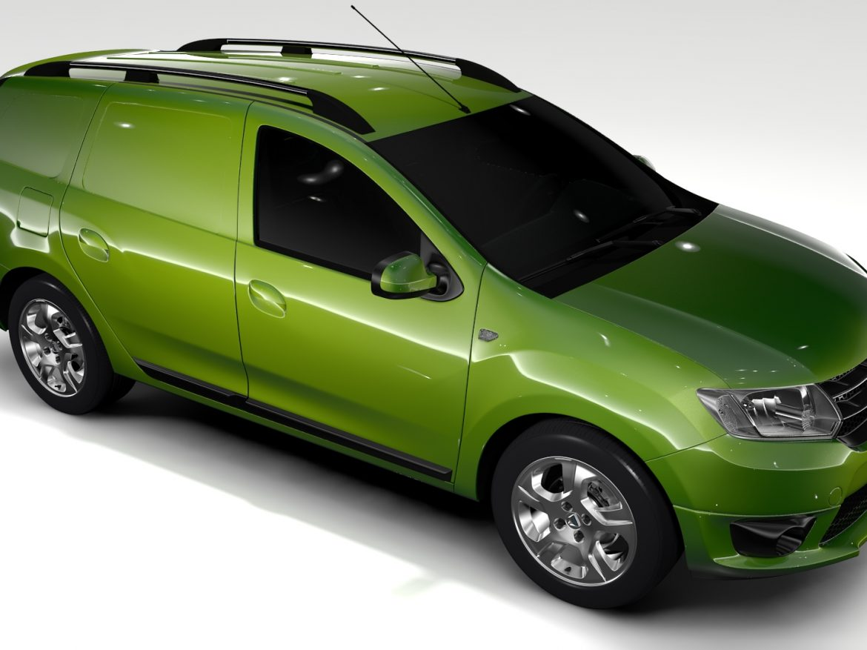 Dacia Logan VAN 2016 ( 629.79KB jpg by CREATOR_3D )