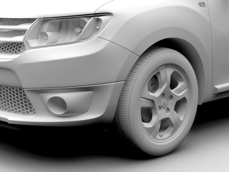 Dacia Logan VAN 2016 ( 503.62KB jpg by CREATOR_3D )